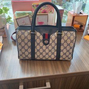 Vintage Gucci Boston Bag in Great Condition